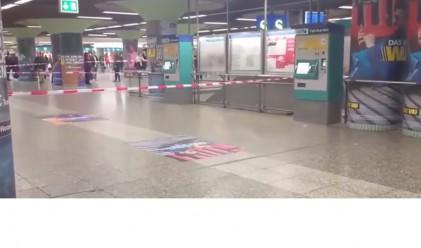 4 души бяха намушкани с нож на гарата във Франкфурт