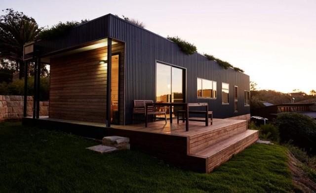 Тази къща потребява енергия за 3 долара годишно