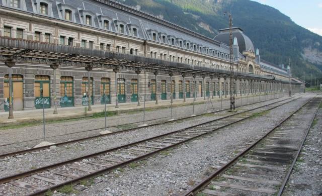 Най-призрачната гара в Европа възкръсва за нов живот