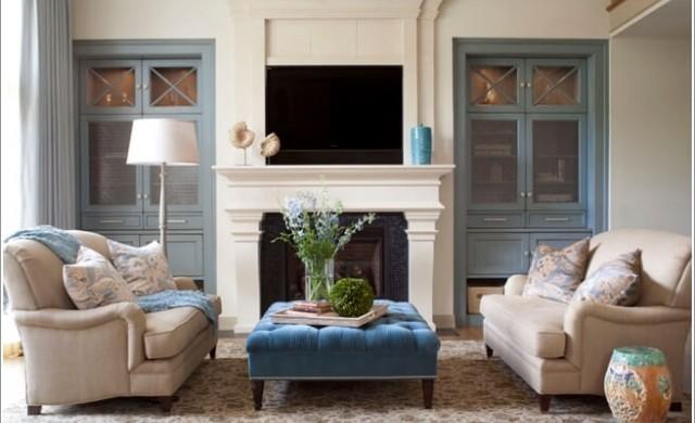 Идеи за завладяващ интериор на хола