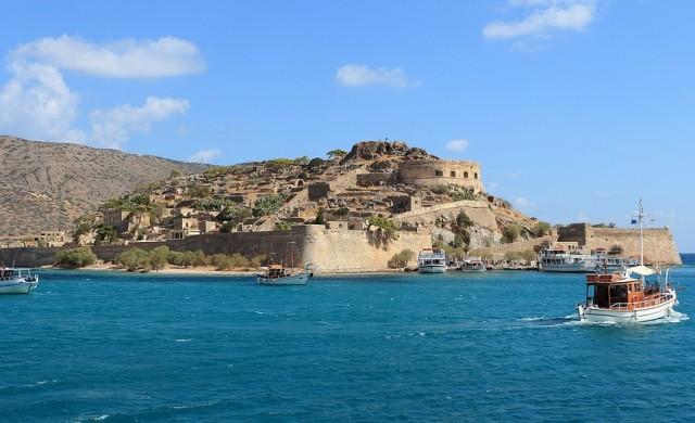 Гръцкият остров Спиналонга - от убежище на прокажени до малък рай