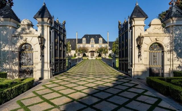 Едно от най-големите имения в Тексас се продава