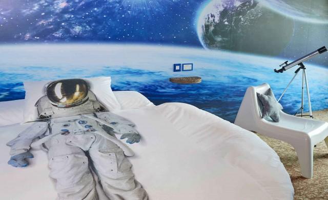 Хотели, в които ще се почувствате като в Космоса