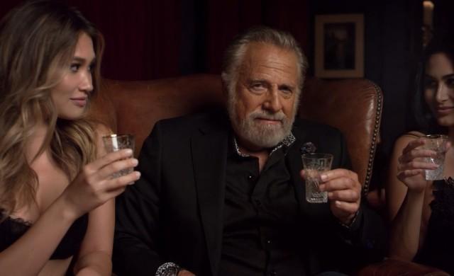 Най-интересният човек в света се завърна, но вече не пие бира