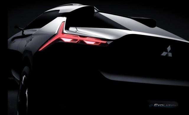 Появиха се снимки на очакваното Mitsubishi Evolution