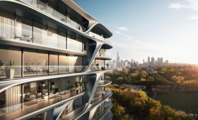 В Австралия строят една от най-иновативните сгради в света