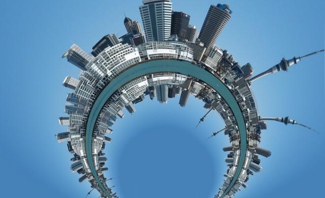 Кои мегаполиси обединява идеалният глобален град