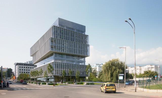60 млн. евро инвестира полската GTC в нов бизнес център в Младост