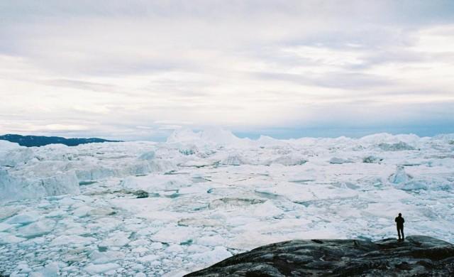 Легендарният леден остров