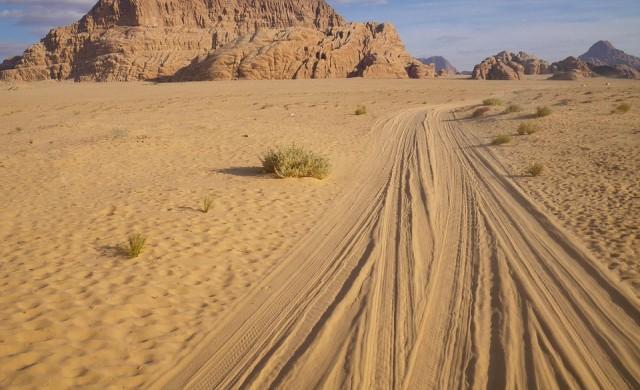 Най-малкият хотел в света се намира в йорданската пустиня