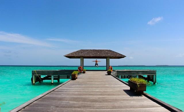 Курорт на Малдивите предлага Instagram иконом