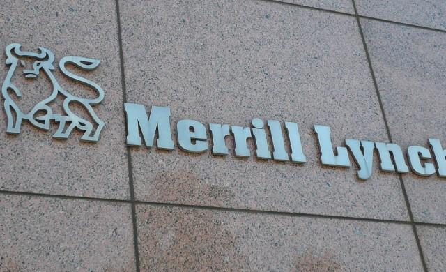 Глоба от 39 млн. евро за Merrill Lynch във Великобритания
