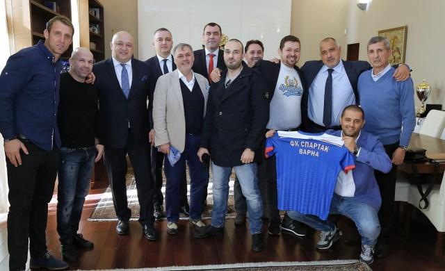 Кабинетът дава 1 млн. лв. за реновиране на стадион Спартак Варна