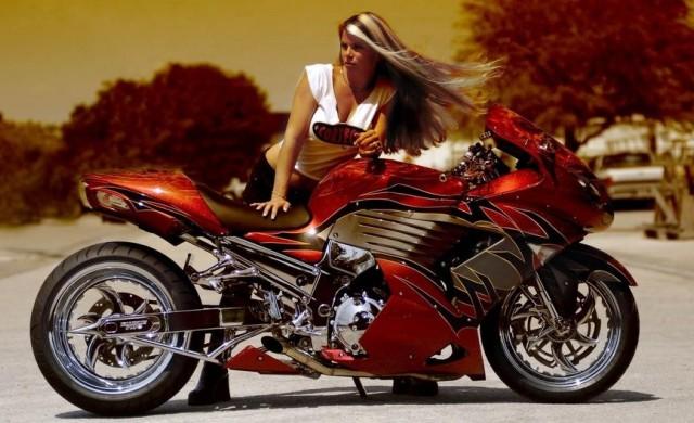 Най-скъпите мотоциклети