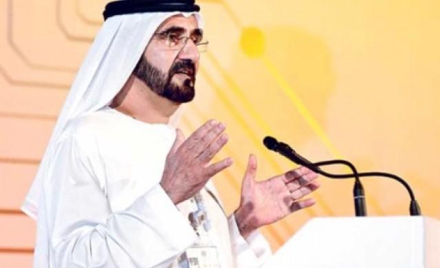 Емирът на Дубай не може да побере семейството си в своето имение