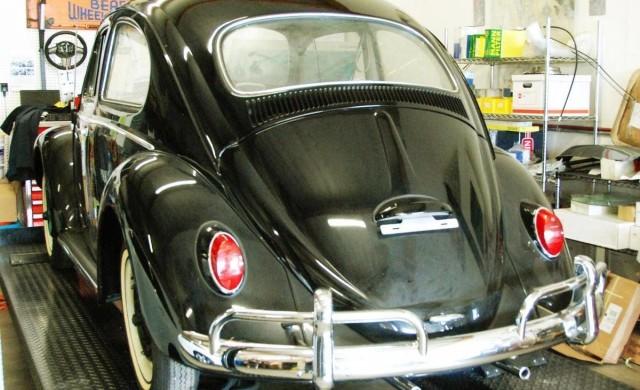 Оцениха стар Volkswagen Beetle на 1 млн. долара