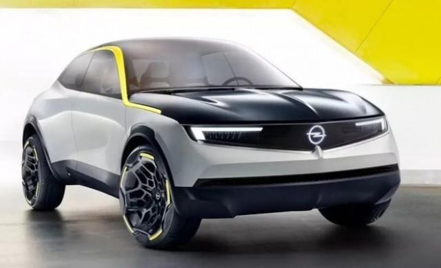 Новият електромобил на Opel