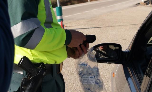 Хванаха 40-годишна софиянка да шофира с 3.26 промила