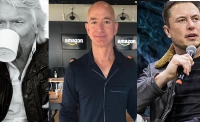 Tрима милиардери, три компании, една цел
