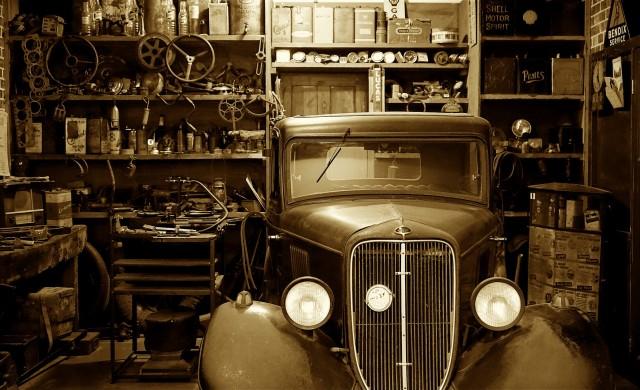 Гаражите за автомобилни колекционери - хит на имотния пазар