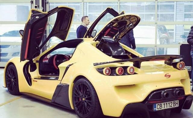 Производителят на суперавтомобили Sin Cars планира IPO на БФБ
