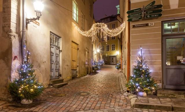 10 места в Източна Европа, които да посетите през зимата