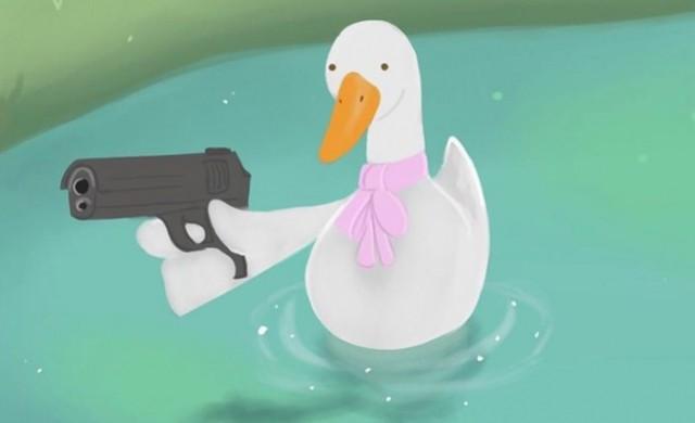 Отвратителната гъска, която оглави геймърските класации