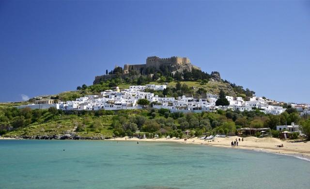 Силно земетресение край остров Родос