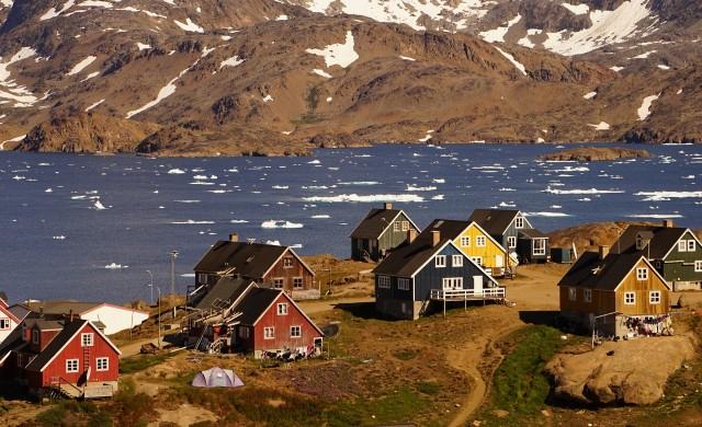 Закачката на Тръмп, която раздвижи имотния пазар в Гренландия