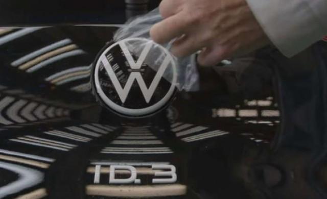 Как се произвежда новият електромобил VW ID.3?
