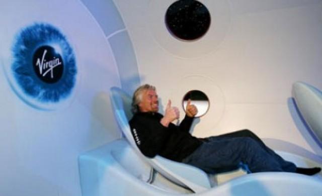 Boeing инвестира 20 млн. долара в космическия туризъм на Брансън