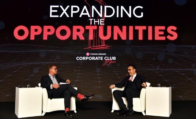Turkish Airlines Corporate Club събра 1200 експерти от 75 страни
