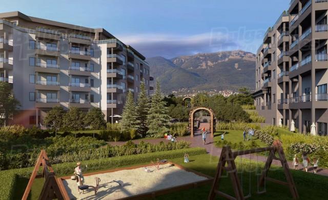 Три впечатляващи жилищни комплекса в София