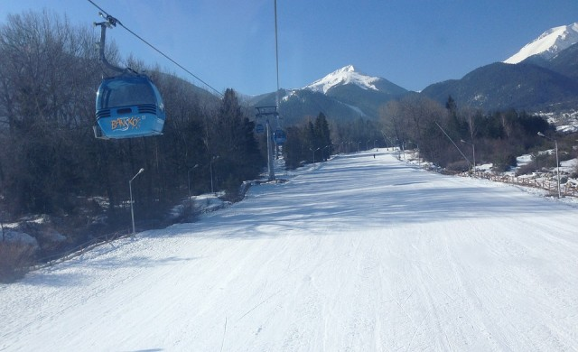 Банско е най-евтиният курорт в Европа за семейна ски ваканция