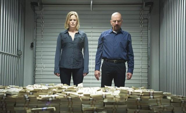 От къде идват парите, показвани във филмите?