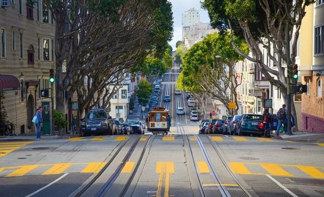 Сан Франциско затваря за коли една от най-натоварените си улици