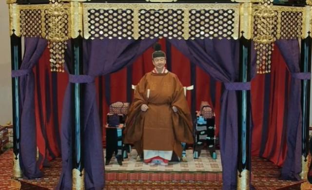 Церемонията Сокуй но рей, или как Япония се сдоби с нов император