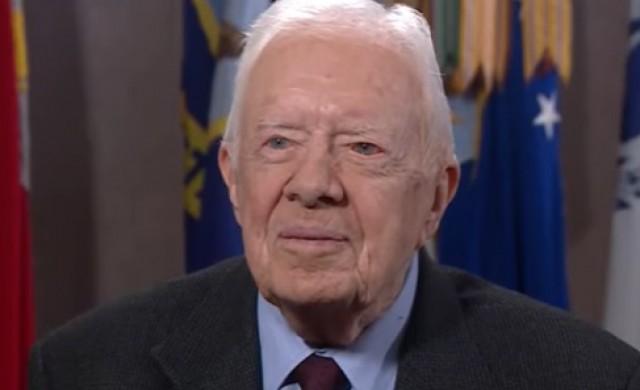 Джими Картър със съвет за тайната на дълголетието