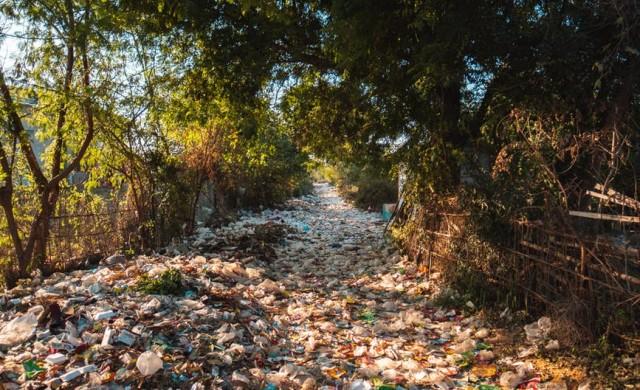 Шест стъпки да спрем замърсяването с пластмаса