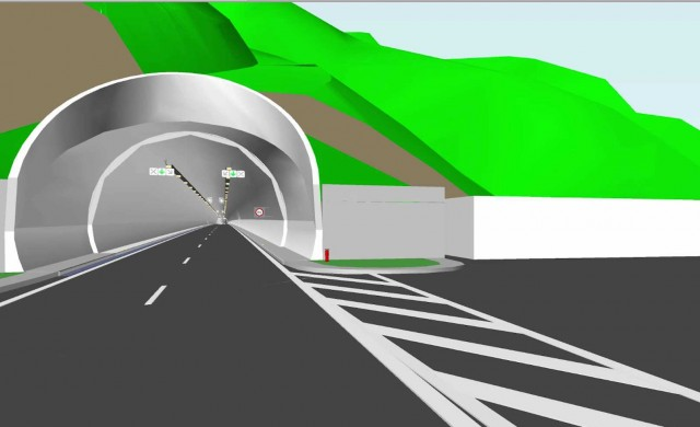 Най-дългият тунел в България вече се строи (снимки)
