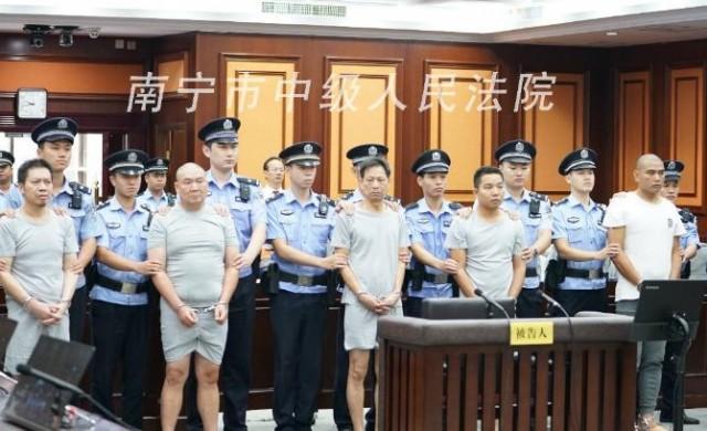 Китайски килъри аутсорснаха мокра поръчка пет пъти