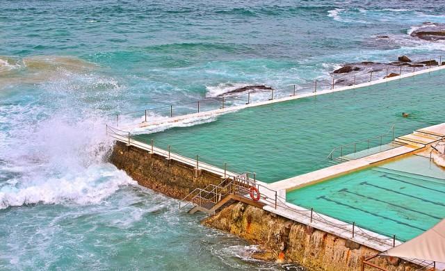 Най-красивите басейни, захранвани с вода директно от океана