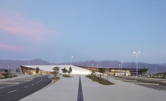Футуристични летища, проектирани от известни архитекти