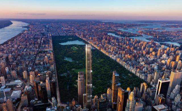 Това е новата най-високa жилищна сграда в света