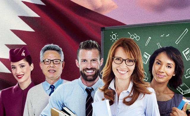 Qatar Airways благодари на учителите в цял свят с 21 000 безплатни билета