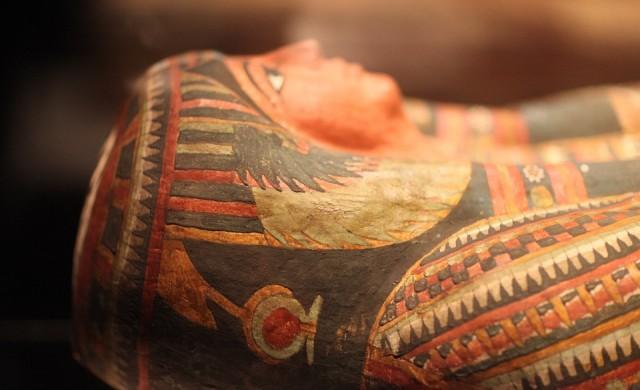 Перфектно запазена мумия на 2500 години откриха в Египет