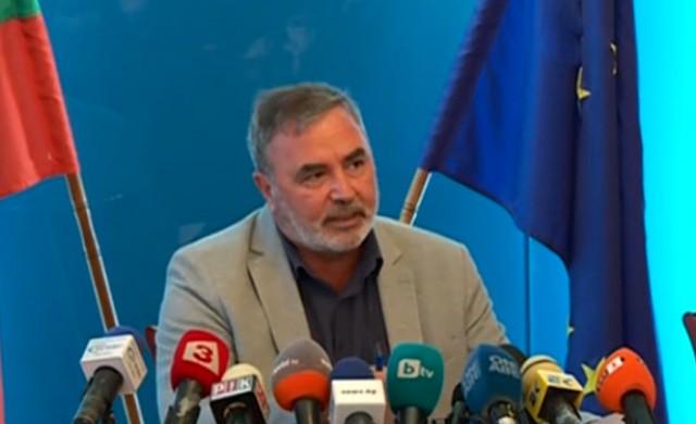 Кунчев: Ръстът на случаите на COVID-19 у нас е колкото средния за Европа