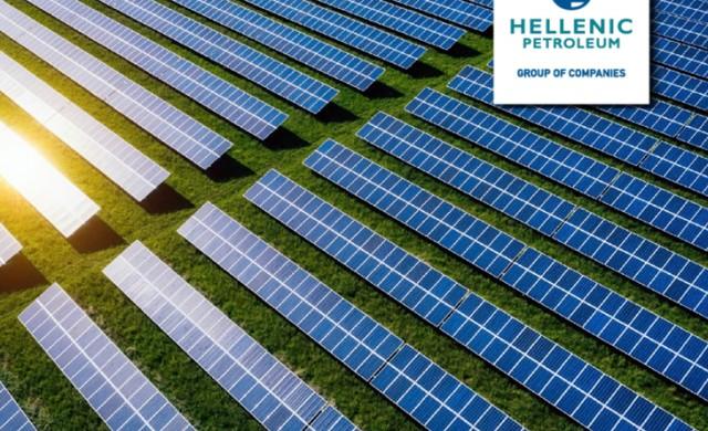 Hellenic Petroleum придоби мащабен фотоволтаичен проект в Гърция