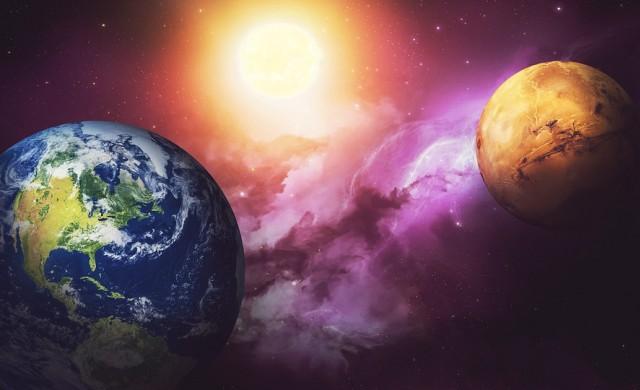 Кое е най-подходящото място на Марс за обитаема станция, според Илон Мъск