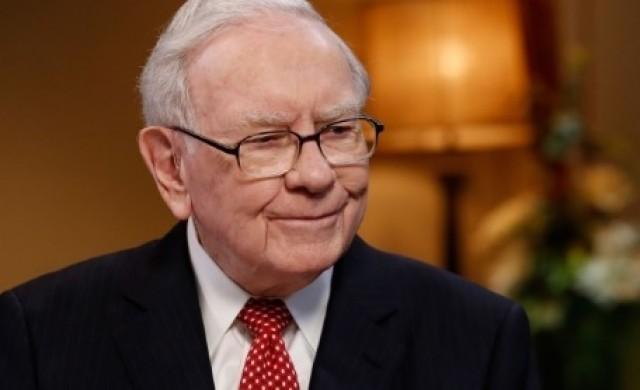 Пет компании формират 78% от портфолиото на Уорън Бъфет